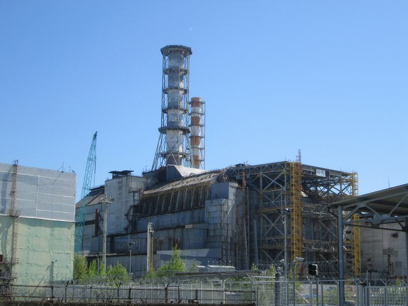 Reactor nuclear chernobyl